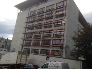 Scandic Parken Hotell Ålesund - Johnsen Bygg As